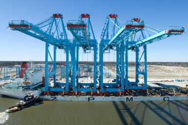 The Panama Canal expansion project has not only been hailed as a game-changer for shippers, but also as an opportunity for developers and investors here in the United States. The Port of Virginia
