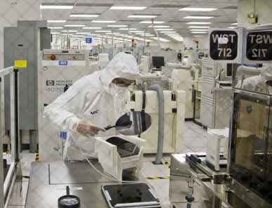 TELEFUNKEN Semiconductors is expanding its manufacturing capacity at its Roseville, California facility, which will make it one of the largest U.S.-based semiconductor foundry services companies.