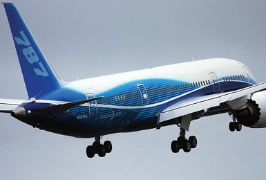Boeing 787 Dreamliner will be built in North Charleston, South Carolina.