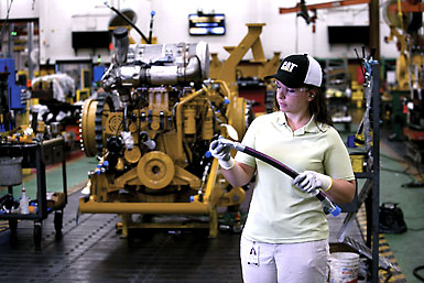 frontline women will help fill the manufacturing skills gap area