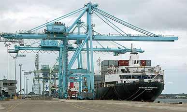Port of Jacksonville, Florida