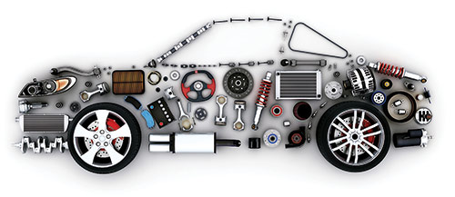 is the automotive aftermarket immune to e commerce area development