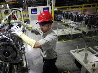 Toyota Motor Corp. is expanding its Huntsville, Alabama engine facility to increase North American production of V6 engines.