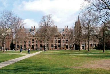 Yale University, New Haven, Connecticut