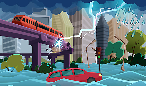In Focus: Rise of Natural Disasters Affecting CRE Markets - Area Development